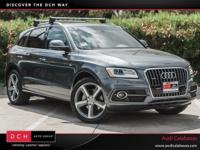 Options:  2017 Audi Q5 Premium Plus|Daytona Gray Pearl