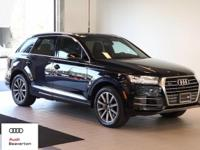 Check out this gently-driven 2017 Audi Q7 we recently