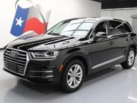 2017 Audi Q7 with 3.0L Supercharged V6 Engine,Leather