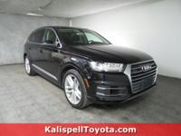 Options:  2017 Audi Q7 Prestige|Black/|V6 3.0 L
