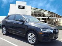 This Value Certified 2017 Audi Q3 Premium Comes with