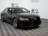 You can find this 2017 Audi S8 plus and many others