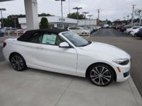 2017 BMW 2 Series 230i xDrive 33/23 Highway/City MPG