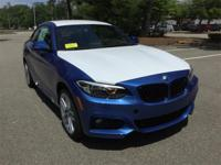 Estoril Blue Metallic 2017 BMW 2 Series 230i xDrive AWD