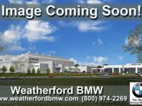 FUEL EFFICIENT 32 MPG Hwy/21 MPG City! BMW Certified,