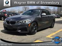 Check out this gently-used 2017 BMW 2 Series we