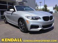 This 2017 BMW 2 Series M240i xDrive is proudly offered