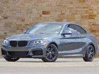 This 2017 BMW M240i has an original MSRP of $55,430 and