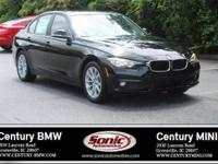 BMW Certified Pre-Owned! This 2017 BMW 320i sedan is