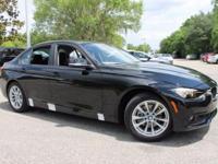 2017 BMW 3 Series 320i 35/23 Highway/City MPGAwards:  *