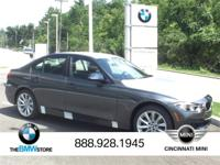 2017 BMW 3 Series 320i xDrive Mineral Gray Metallic