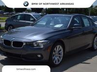 2017 BMW 3 Series 320i xDrive 34/23 Highway/City MPG