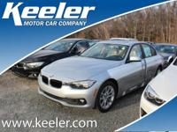 2017 BMW 3 Series 320i xDrive Keeler Rewards Program.
