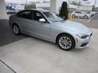 2017 BMW 3 Series 320i xDrive 34/23 Highway/City