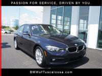BMW of Tuscaloosa presents this low mileage 2017 BMW