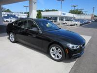 2017 BMW 3 Series 328d xDrive 40/30 Highway/City MPG