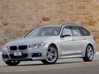 This 2017 BMW 3 Series comes with AWD, Advanced