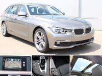 Recent Arrival! 2017 Platinum Silver BMW 3 Series 328d