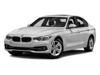 Options:  2017 Bmw 3 Series 330I|Black/Black|V4 2.0 L