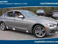 2017 BMW 3 Series 330i 34/23 Highway/City MPGAwards:  *