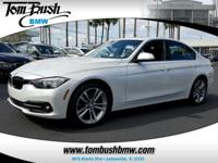 Looking for a clean, well-cared for 2017 BMW 3 Series?