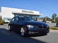 CARFAX 1-Owner, LOW MILES - 4,549! 330i trim. Sunroof,