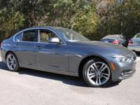 2017 BMW 3 Series 330i  Options:  Wheels: 17 X 7.5 Lt