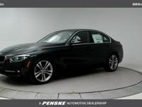 2017 BMW 3 Series 330i - Dakota Leather Interior