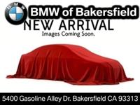 Turbo! At BMW Of Bakersfield, YOU'RE #1! Do you want it