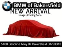 Turbo! Join us at BMW Of Bakersfield! If you demand the