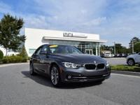 BMW Certified, CARFAX 1-Owner. Sunroof, Heated Seats,