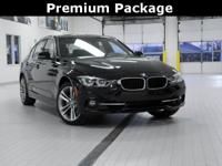 2017 BMW 3 Series 2.0L 4-Cylinder DOHC 16V Turbocharged