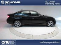 Options:  M Sport Package  -Inc: M Footrest And