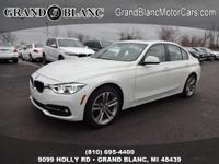 2017 BMW 3 Series...Features Include: Sunroof/Moonroof,