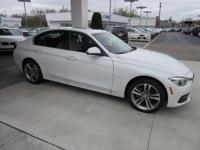 2017 BMW 3 Series 330i xDrive 33/23 Highway/City