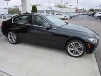 2017 BMW 3 Series 330i xDrive 33/23 Highway/City