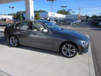 2017 BMW 3 Series 330i xDrive 33/23 Highway/City MPG