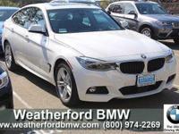 FUEL EFFICIENT 33 MPG Hwy/23 MPG City! BMW Certified,