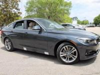 2017 BMW 3 Series 330 33/23 Highway/City MPGAwards:  *