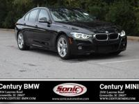 BMW Certified Pre-Owned! This 2017 BMW 340i sedan is