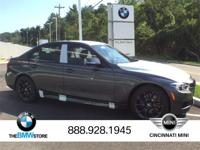 2017 BMW 3 Series 340i xDrive Mineral Gray Metallic