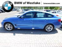 BMW 340i xDrive Gran Turismo equipped with M Sport