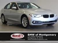 This Certified Pre-Owned 2017 BMW 320i comes complete