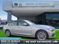 We are excited to offer this 2017 BMW 3 Series. Why