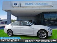 We are excited to offer this 2017 BMW 3 Series. The BMW