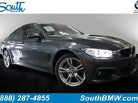 Options:  2017 Bmw 4 Series 430I Xdrive|Mineral Gray