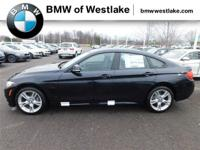 BMW 430i xDrive Gran Coupe equipped with M Sport