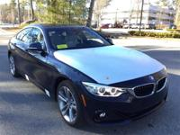 2017 BMW 4 Series 430i Gran Coupe  in Imperial Blue