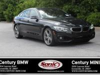 BMW Certified Pre-Owned! This 2017 BMW 440i Gran Coupe