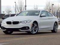 This 2017 BMW 4 Series comes with AWD, Active Blind